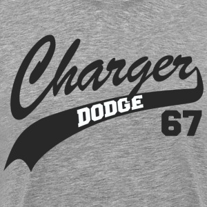 67 Charger - Men's Premium T-Shirt
