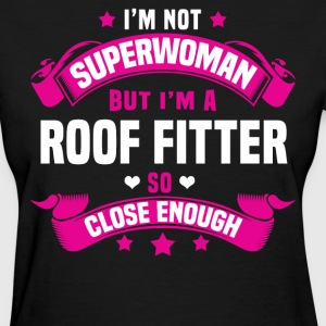 Roof Fitter Tshirt - Women's T-Shirt
