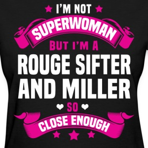 Rouge Sifter And Miller Tshirt - Women's T-Shirt