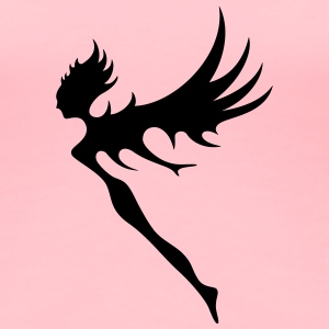 Fairy 1 - Women's Premium T-Shirt