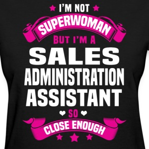 Sales Administration Assistant Tshirt - Women's T-Shirt