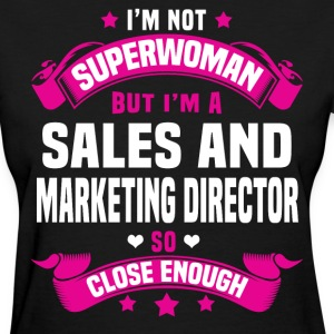 Sales and Marketing Director Tshirt - Women's T-Shirt