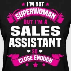 Sales Assistant Tshirt - Women's T-Shirt