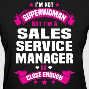 Sales Service Manager Tshirt - Women's T-Shirt