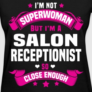 Salon Receptionist Tshirt - Women's T-Shirt