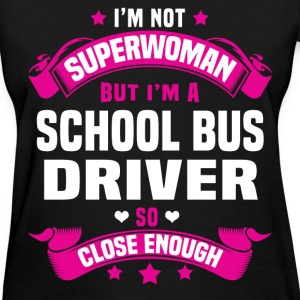 School Bus Driver Tshirt - Women's T-Shirt