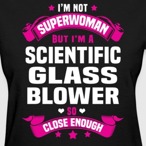 Scientific Glass Blower Tshirt - Women's T-Shirt
