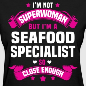 Seafood Specialist Tshirt - Women's T-Shirt