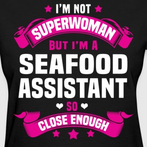 Seafood Assistant Tshirt - Women's T-Shirt