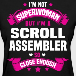 Scroll Assembler Tshirt - Women's T-Shirt