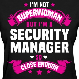 Security Manager Tshirt - Women's T-Shirt