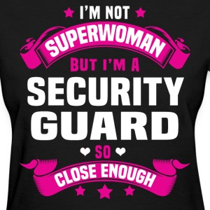 Security Guard Tshirt - Women's T-Shirt