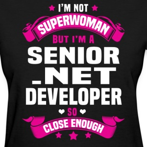 Senior .NET Developer Tshirt - Women's T-Shirt