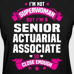Senior Actuarial Associate Tshirt - Women's T-Shirt