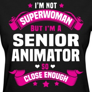 Senior Animator Tshirt - Women's T-Shirt