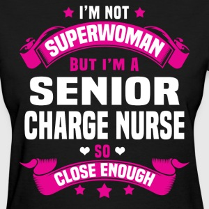 Senior Charge Nurse Tshirt - Women's T-Shirt