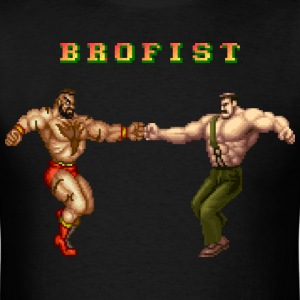 Brofist - Men's T-Shirt