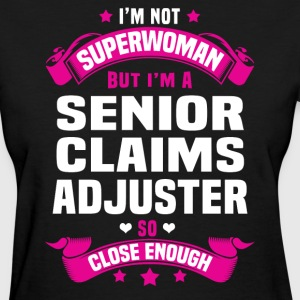 Senior Claims Adjuster Tshirt - Women's T-Shirt
