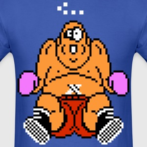 King Hippo KO - Men's T-Shirt