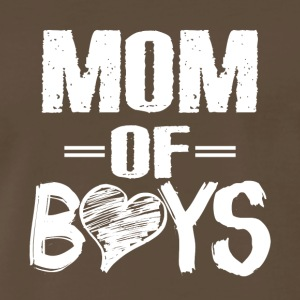 Mom Of Boys T Shirt - Men's Premium T-Shirt