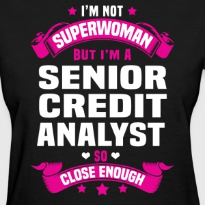 Senior Credit Analyst Tshirt - Women's T-Shirt