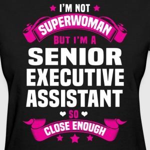 Senior Executive Assistant Tshirt - Women's T-Shirt