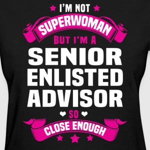 Senior Enlisted Advisor Tshirt - Women's T-Shirt
