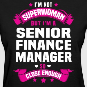 Senior Finance Manager Tshirt - Women's T-Shirt