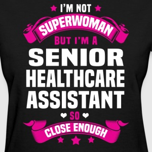 Senior Healthcare Assistant Tshirt - Women's T-Shirt