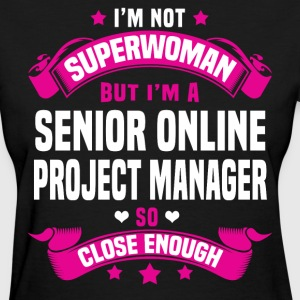 Senior Online Project Manager Tshirt - Women's T-Shirt