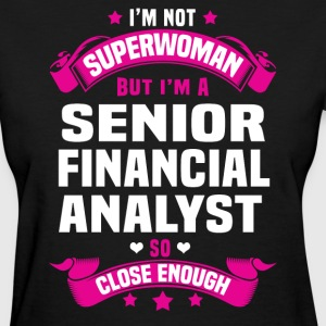 Senior Financial Analyst Tshirt - Women's T-Shirt