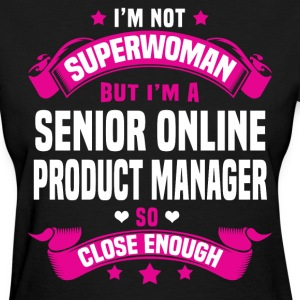Senior Online Product Manager Tshirt - Women's T-Shirt