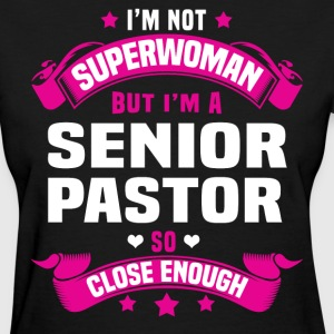Senior Pastor Tshirt - Women's T-Shirt