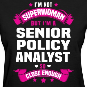 Senior Policy Analyst Tshirt - Women's T-Shirt