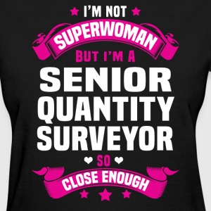 Senior Quantity Surveyor Tshirt - Women's T-Shirt