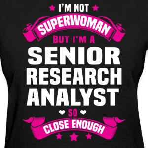 Senior Research Analyst Tshirt - Women's T-Shirt