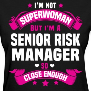 Senior Risk Manager Tshirt - Women's T-Shirt