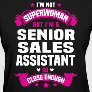 Senior Sales Assistant Tshirt - Women's T-Shirt