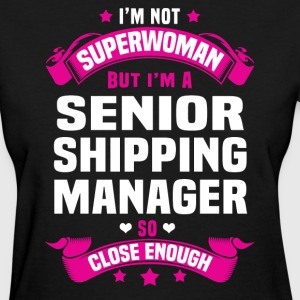 Senior Shipping Manager Tshirt - Women's T-Shirt