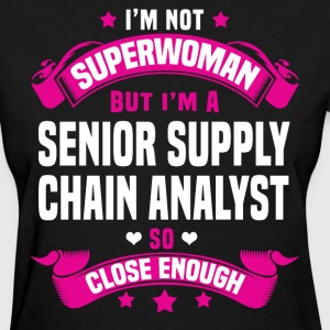 Senior Supply Chain Analyst Tshirt - Women's T-Shirt