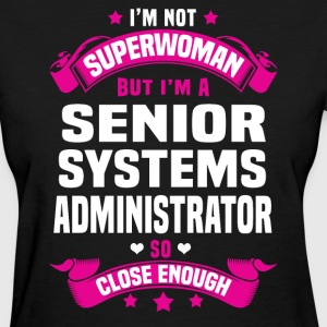 Senior Systems Administrator Tshirt - Women's T-Shirt