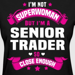 Senior Trader Tshirt - Women's T-Shirt