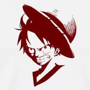 Monkey D Luffy - Men's Premium T-Shirt
