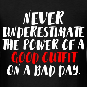 THE POWER OF GOOD OUTFIT T-Shirts - Men's T-Shirt