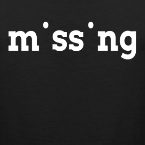 MISSING MISSING Sportswear - Men's Premium Tank