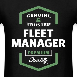 Fleet Manager | Gift Ideas - Men's T-Shirt
