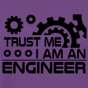 trust me i m an engineer gear - Men's Premium T-Shirt
