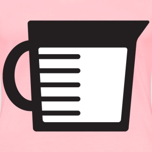 Measuring Cup - Women's Premium T-Shirt