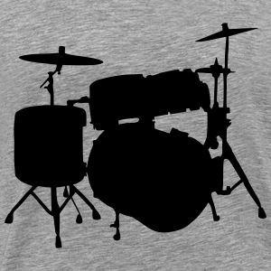 Drums T-Shirts - Men's Premium T-Shirt