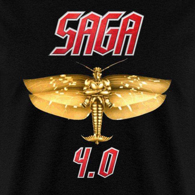Saga 4.0 Anniversary Tour Shirt 2017